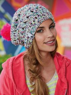 Crochet Hat and pattern