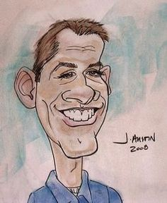 How to Draw Caricatures Step by Step thumbnail