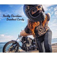 【candy50s】さんのInstagramをピンしています。 《♠️Harley Davidson Breakout♠️ . 過去picです。 Good Morning〜♪ 今日から9月( ̄^ ̄)ゞ . 今月も元気に気合い入れて ワッケンロ〜でいこうぜっ〜〜〜♬ . 皆さん〜いつも有難うございます . #harleydavidson #harleylife #harley #motorcycle #softail #breakout #fxsb #bikergirl #harleygirl #bikelife #rider #motogirl #girlswhoride #sea #girlsbiker #ハーレーダビッドソン #ハーレー #ソフテイル #バイク女子 #ハーレー女子 #ブレイクアウト #バイクライフ #バイクのある風景 #ガールズバイカー #ツーリング #レイバン #海 #岡山 #過去pic》