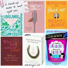 6 break-up books to