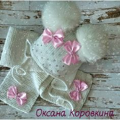 #шапка#песец#бант#зима2016 #зима#комплект #вязаниеназаказ #вязание #мастерица #калуга #снег#knit #knitting #love #instagram