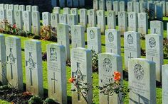 If this is victory, then let God stop all wars': the revealing 66-letter epitaphs on the graves of the Somme dead