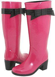 540d0f550b04 Kate Spade Randi - Pink Rain Boots Cute Rain Boots