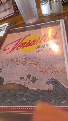 Versailles Cuban Food in Midcity Los Angeles