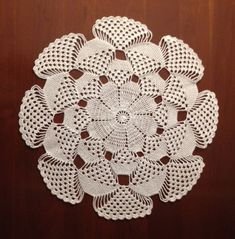 3D Doily by Cindi Edwards by MarysUniqueGifts on Etsy