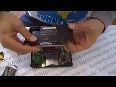 How to repair a Nintendo DS Lite NDSL Touch Screen 2