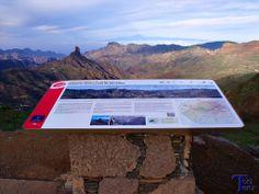 Mirador Degollada de Becerra #Spain #CanaryIslands #GranCanaria