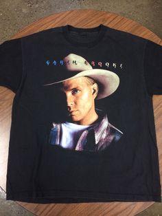 90s Garth Brooks Fresh Horses Tour T-Shirt by Twenty30tees on Etsy https://www.etsy.com/listing/225042944/90s-garth-brooks-fresh-horses-tour-t