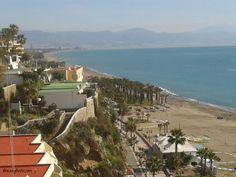 Torremolinos y la bahía de Málaga