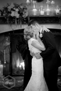 DeLille Cellars wedding: Gena + Alex