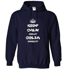 Keep calm and let Celia handle it T-Shirts, Hoodies. BUY IT NOW ==► https://www.sunfrog.com/Names/Keep-calm-and-let-Celia-handle-it-T-Shirt-and-Hoodie-7846-NavyBlue-26564675-Hoodie.html?id=41382