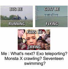 Imagen de kpop, bts, and exo