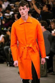 80s sportswear gets a slick update at Carven SS15, Paris menswear. More images here: http://www.dazeddigital.com/fashion/article/20518/1/carven-ss15