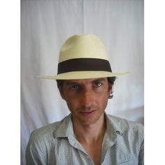 Panama hat- natural - Serena Lindeman Hats For Men, Panama Hat, Fashion, Moda, Fasion, Trendy Fashion, La Mode