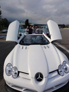 This luxury Mercedes is an example of luxury. Luxury is something that holy orders people don't have in material things but they have in godliness
