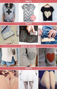 DIY // fashion projects #2 - www.PSbyDila.com