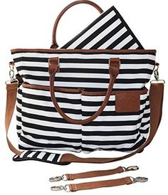 Diaper Bag for Stylish Moms (Multiple Color Options), Bla... http://www.amazon.com/dp/B01A7VPOKC/ref=cm_sw_r_pi_dp_NTNhxb1841WZW