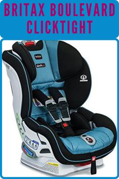ClickTight Installation System is the safest and simplest technology on the market. Open the front of the car seat, feed the seatbelt through the indicated path and click the seat shut. That's all you need to do for rock-solid installation. Front Facing Car Seat, Britax Boulevard, Best Convertible Car Seat, Best Car Seats, First Car, All In One, Technology, Rock, Children