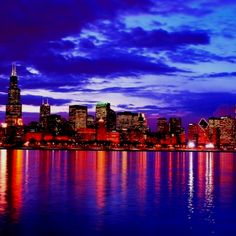 My home town... <3 Chicago <3