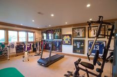 23 Best Home Gym Room Ideas For Healthy Lifestyle - TSP Home Decor