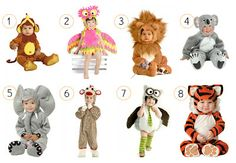 8 adorable Halloween costumes for babies and tots. Plus WIN one in a giveaway at BumpToBabyGear.com through 10/3/2012.