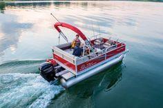 SUN TRACKER Boats : Fishing Pontoons
