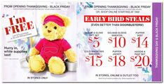 New York & Company Black Friday 2017 Ad Scan, Deals and Sales New York & Company's 2017 Black Friday ad is here! Starting on Wednesday, November you can get up to off everything in-store and online. Black Saturday, Black Friday Ads, Best Black Friday, Stage Stores, T Set, Deal Sale, New York And Company, Wednesday, Coupons
