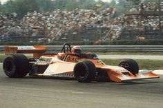 "1978 GP Włoch (Monza) Surtees TS20 - Ford (Carlo Franchi ""Gimax"")"