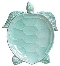 Turquoise Sea Turtle.. would love in a Turquoise bathroom.