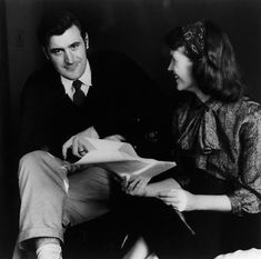 Sylvia Plath and Ted Hughes Ted Hughes Sylvia Plath, Sylvia Plath Quotes, Anne Sexton, Story Writer, American Poets, American Literature, Famous People, Lesbian, Writers