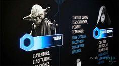 Faça um tour pelo Star Wars Identities