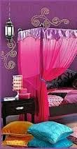 Image result for moroccan purple bedroom