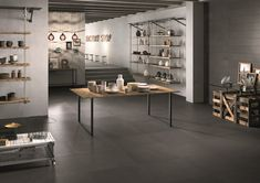 Discover exceptional wall, floor, outdoor and decorative tiles at competitive prices with Elegance Tiles. Browse tiles online or visit your local showroom Grey Floor Tiles, Grey Flooring, Kitchen Flooring, Industrial Tile, Basement Plans, Tiles Online, Decorative Tile, Home Collections, Plank