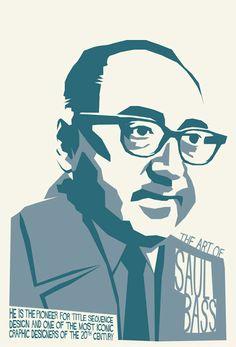 Foi designer gráfico e cineasta. É mais conhecido pelo seu trabalho de design gráfico no cinema e abertura de filmes.