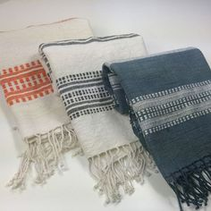 Hand-Woven Towels | Photo Gallery: Eco-Friendly Products | House & Home
