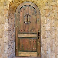 Arched Door - Design From Antiquity  - replica by Scottsdale Art Factory