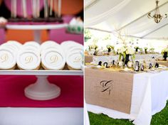 Monogrammed Wedding Trends