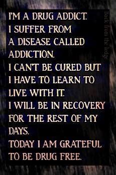 Many people struggling with drug addiction think that recovery is nearly impossible for them. They've heard the horror stories of painful withdrawal symptoms, they can't imagine life without drugs, and they can't fathom actually being able to get. Sober Quotes, Sobriety Quotes, Abuse Quotes, Qoutes, Drug Quotes, Sobriety Gifts, Life Quotes, Positive Quotes, Motivational Quotes