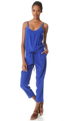 Club Monaco Selima Jumpsuit - love one piece outfits , easiest to throw on! cant wait to wear it