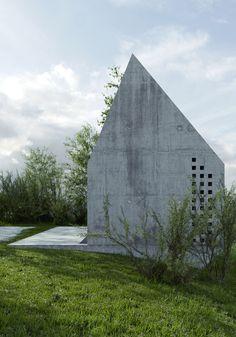 CH by Rzemiosło Architektoniczne, via Behance