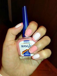 @masglo amorosa! Nail Polish, Nails, Beauty, Finger Nails, Ongles, Nail, Cosmetology, Polish, Nail Manicure