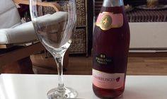 Botella de Lambrusco de Abbazia di San Gaudenzio