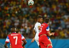 2014 World Cup Photos - United States vs Ghana