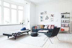 La maison d'Anna G.: La couleur par touche