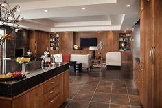 Kraftmaid Open Floor Room