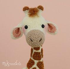 Ravelry: Girafje Romy pattern by Kristel Droog