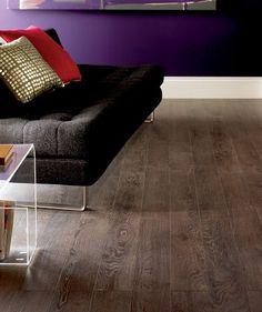 Embossed V Groove Loft Laminate Flooring Underlay For Wood Vinyl