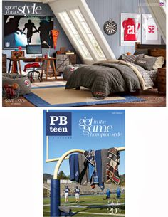 Cover Work from Pottery Barn Teen