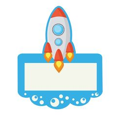 Rocket Spaceship Clip Art - Free image on Pixabay Education Clipart, Free Education, Space Theme Classroom, Kids Background, Space Party, Preschool Activities, Therapy Activities, Free Images, Art For Kids