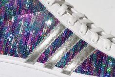 e750bc01216b adidas Originals by Originals Jeremy Scott JS Sequin Sneakers